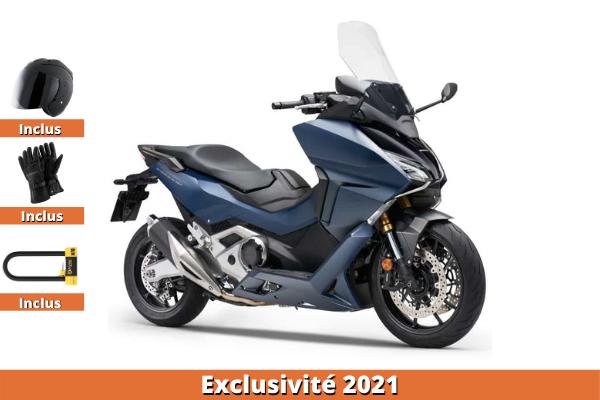 Honda Forza 750 A2