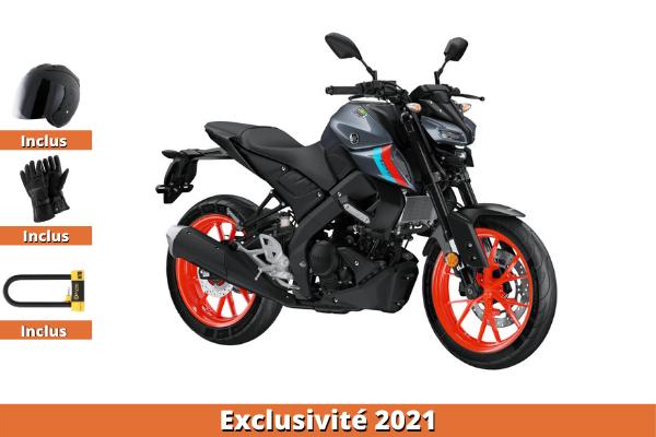 Yamaha MT125 2021