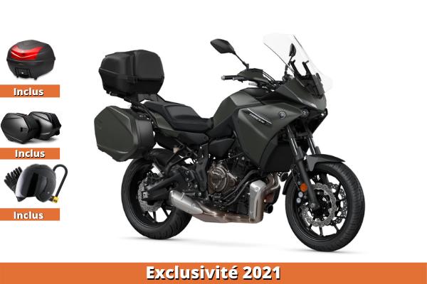 Yamaha Tracer 7 A2 2021 travel